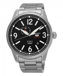 Seiko Neo Sports 5 Automatic Relógio Homem SSA293K1