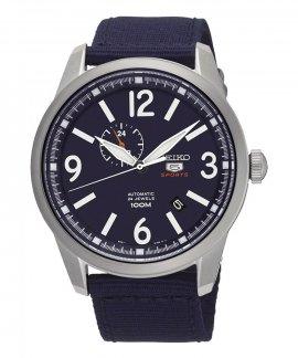 Seiko Neo Sports 5 Automatic Relógio Homem SSA301K1