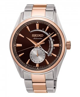Seiko Presage Gift Set Relógio Homem SSA308J1EST