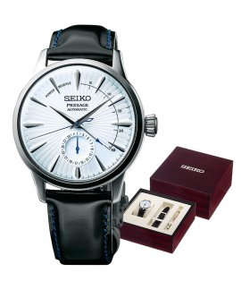 Seiko Presage Gift Set Relógio Homem Automatic SSA343J1EST