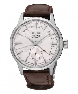 Seiko Presage Automatic Relógio Homem Sakura Fubuki Limited Edtion SSA363J1