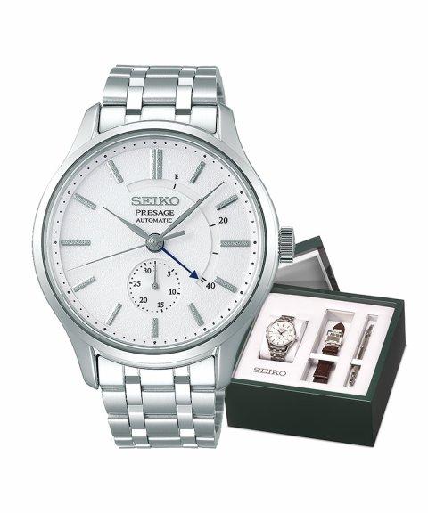 Seiko Presage Zen Special Edition Relógio Homem Automatic SSA395J1EST