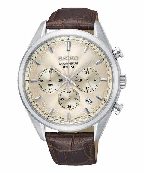 Seiko Neo Classic Relógio Homem Chronograph SSB293P1