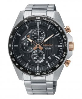 Seiko Neo Sports Relógio Homem Cronógrafo SSB323P1