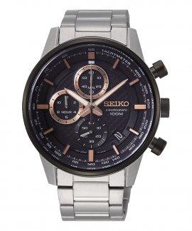 Seiko Neo Sports Relógio Cronógrafo Homem SSB331P1