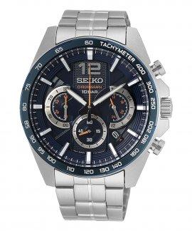 Seiko Neo Sports Relógio Cronógrafo Homem SSB345P1