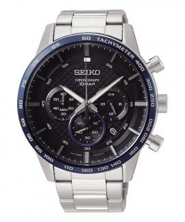 Seiko Neo Sports Relógio Homem Cronógrafo SSB357P1