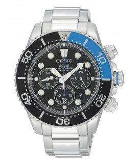 Seiko Prospex Solar Diver´s Relógio Homem Chronograph SSC017P1