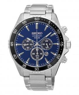 Seiko Solar Relógio Homem Chronograph SSC445P1