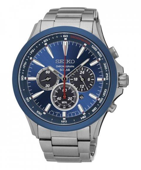Seiko Solar Relógio Homem Chronograph SSC495P1