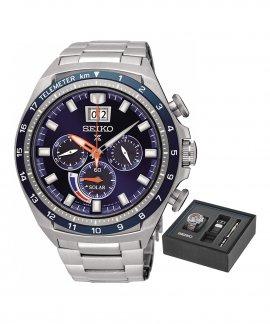 Seiko Prospex Gift Set Relógio Homem Chronograph SSC601P1EST