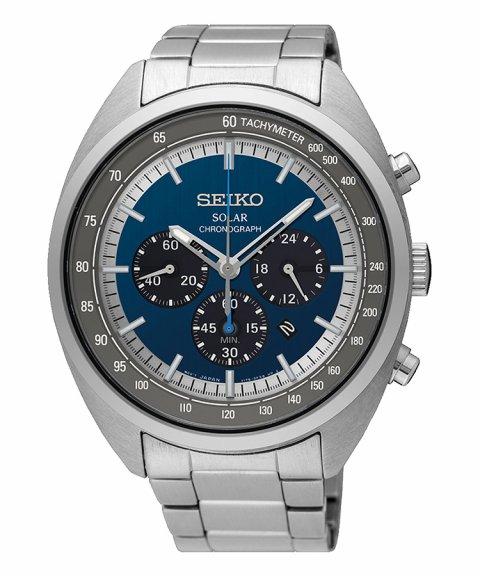 Seiko Neo Sports Solar Relógio Homem SSC619P1