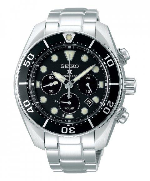 Seiko Prospex  Diver´s Sumo Solar Relógio Homem Cronógrafo SSC757J1