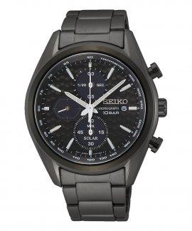 Seiko Macchina Sportiva Relógio Cronógrafo Homem SSC773P1