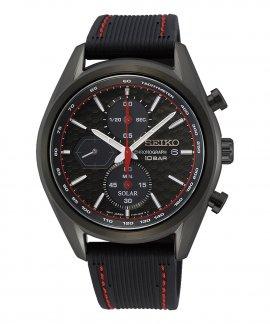 Seiko Macchina Sportiva Relógio Cronógrafo Homem SSC777P1