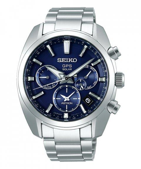 Seiko Astron 5X GPS Solar Relógio Homem SSH019J1