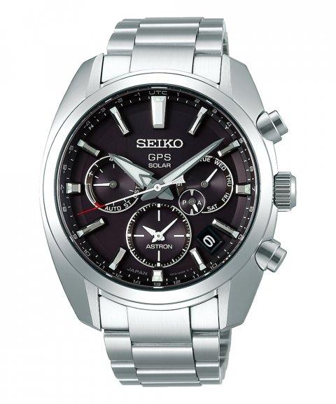 Seiko Astron 5X GPS Solar Relógio Homem SSH021J1