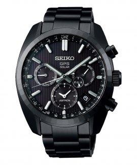 Seiko Astron 5X GPS Solar Relógio Homem 50th Anniversary Limited Edition SSH023J1