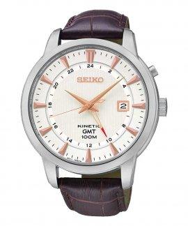 Seiko Neo Sports Kinetic GMT Relógio Homem SUN035P1