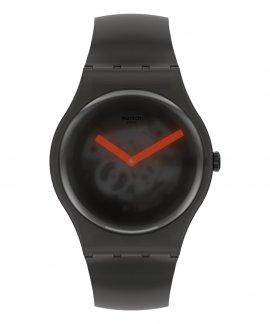 Swatch Black Blur Relógio SUOB183