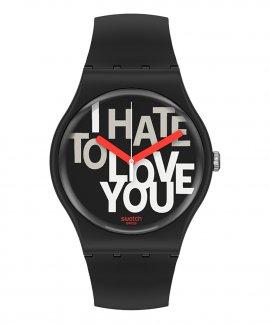 Swatch Hate 2 Love Relógio SUOB185