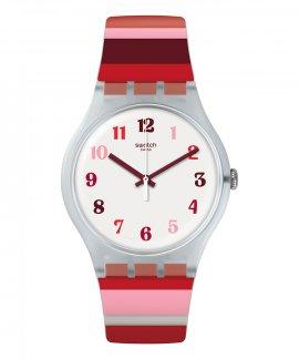 Swatch Listen to Me Tramonto Occaso Relógio Mulher SUOK138