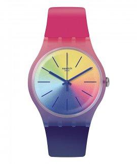 Swatch Bau Swatch Multiboost Relógio SUOK143