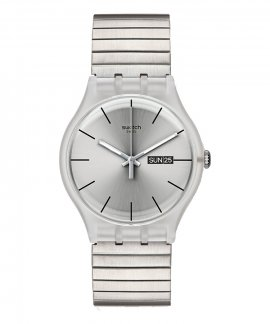 Swatch Classic Resolution Relógio SUOK700B