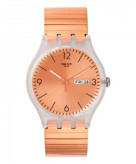 Swatch Exotic Charm Rostfrei Relógio SUOK707B