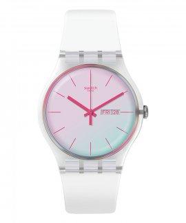 Swatch Transformation Polawhite Relógio Mulher SUOK713