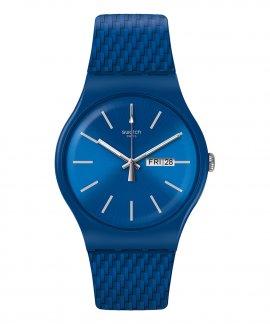 Swatch Bau Swatch Bricablue Relógio SUON711
