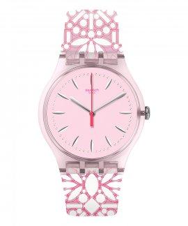 Swatch Brit-In Fleurie Relógio Mulher SUOP109