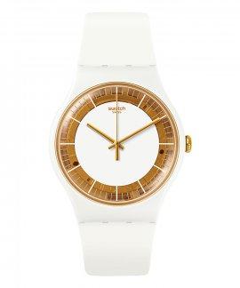 Swatch Think Fun Siliwhite Relógio Mulher SUOW158