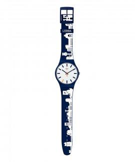 306f2819a6d Swatch Originals Lisboa Relógio SUOZ211