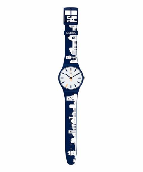 Swatch Originals Lisboa Relógio SUOZ211