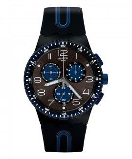 96f5a7be9fb Swatch Power Tracking Kaicco Relógio Homem Chronograph SUSB406