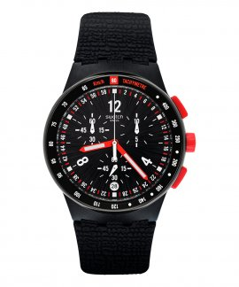 Swatch Time to Swatch Stand Hall Relógio Homem Chronograph SUSB411