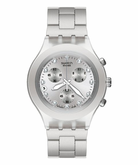 Swatch Full Blooded Relógio Mulher Chronograph SVCK4038G