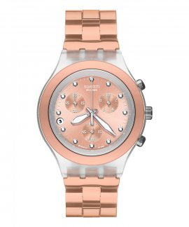 Swatch Full Blooded Relógio Mulher Chronograph SVCK4047AG