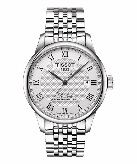 Tissot T-Classic Le Locle Powermatic 80 Relógio Homem Automatic T006.407.11.033.00