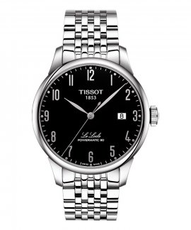 Tissot T-Classic Le Locle Powermatic 80 Relógio Homem Automatic T006.407.11.052.00