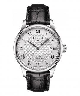 Tissot T-Classic Le Locle Powermatic 80 Relógio Homem Automatic T006.407.16.033.00