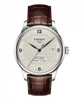 Tissot Le Locle Edição Especial Castelo de S. Jorge Relógio Homem T006.407.16.037.00