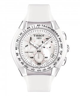 Tissot T-Track Relógio Chronograph T010.417.17.111.00