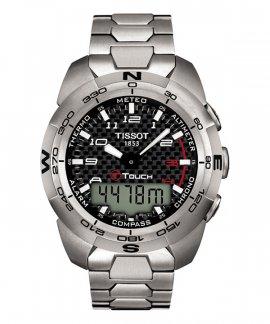 Tissot T-Touch Expert Titanium Relógio Homem T013.420.44.202.00