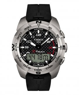 Tissot T-Touch Expert Titanium Relógio Homem T013.420.47.202.00