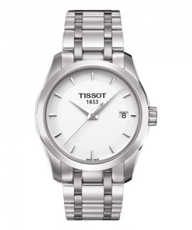 Tissot T-Classic Couturier Relógio Mulher T035.210.11.011.00