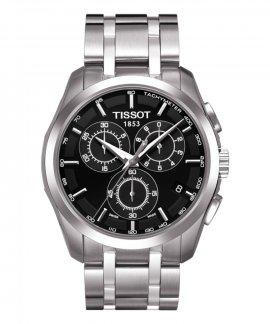 Tissot T-Classic Couturier Relógio Homem Chronograph T035.617.11.051.00