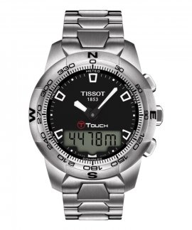 Tissot T-Touch II Relógio Homem T047.420.11.051.00