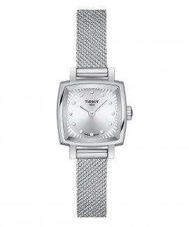 Tissot T-Lady Lovely Square Relógio Mulher T058.109.11.036.00